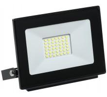 СДО 06-30 черный IP65 4000 K (LPDO601-30-40-K02)