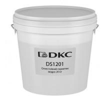 Герметик огнезащитный ведро 20 кг (DS1201)