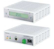 """Центральная Мониторинговая Станция """"Контакт"""" - PCN2P-GSM-Ethernet"""