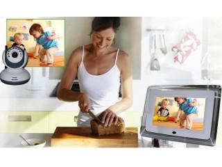 Видеоняня - верная помощница современной мамы.